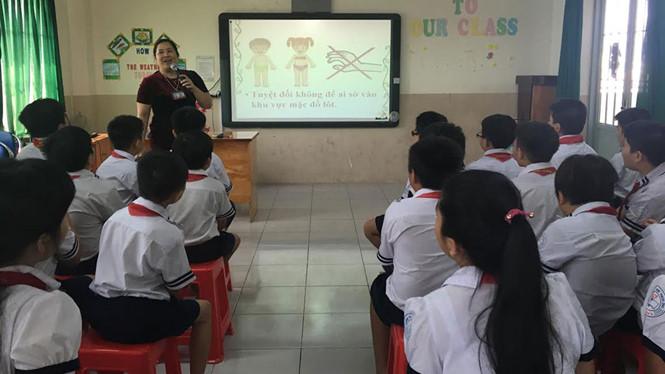 Giáo dục giới tính có vai trò quan trọng trong việc hình thành nhân cách của trẻ.