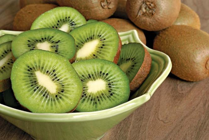 Vitamin C có trong thực phẩm nào? - Kiwi