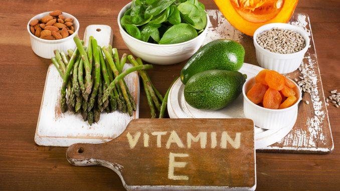 Vitamin e có trong thực phẩm nào là phổ biến?