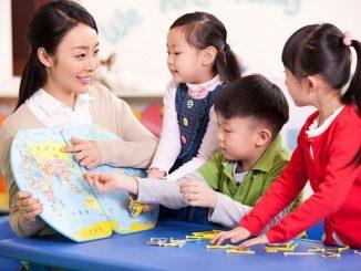Tư vấn tuyển sinh: Ngành Sư phạm mầm non học những gì?