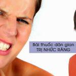 Tổng hợp các cách trị nhức răng tại nhà đơn giản hiệu quả
