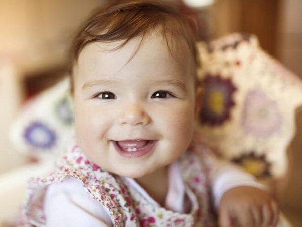 trẻ em mấy tháng mọc răng