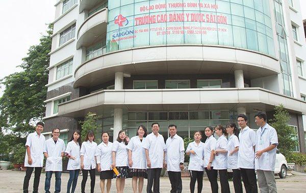 trường cao đẳng y dược tphcm