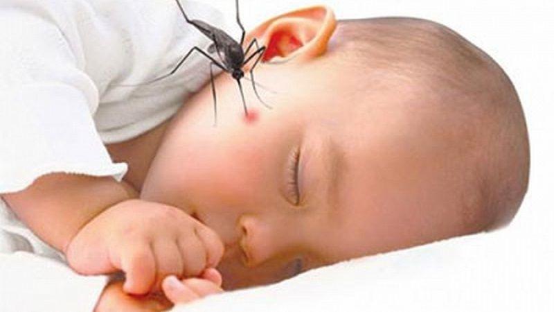 Các nguyên nhân gây sốt ở trẻ nhỏ?